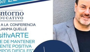 Juanma Quelle impartirá conferencia en Los Mochis, Sinaloa