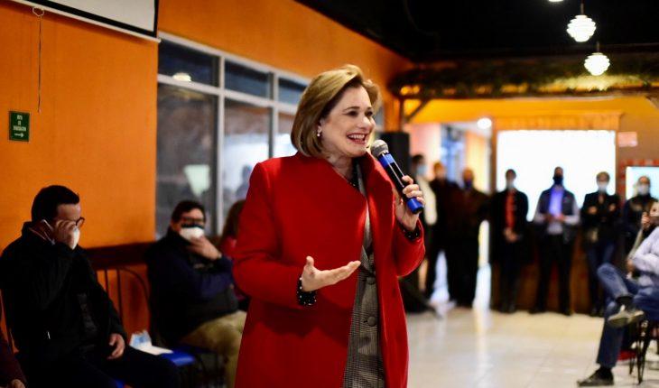 Juez difiere audiencia de Maru Campos; Fiscalía no localizó a testigos