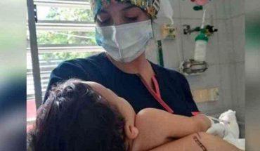 La abuela de Oliver, el bebé sobreviviente del accidente, puso su cuerpo para salvarlo