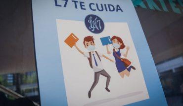 Liceo 7 de Providencia pasó oficialmente a ser mixto