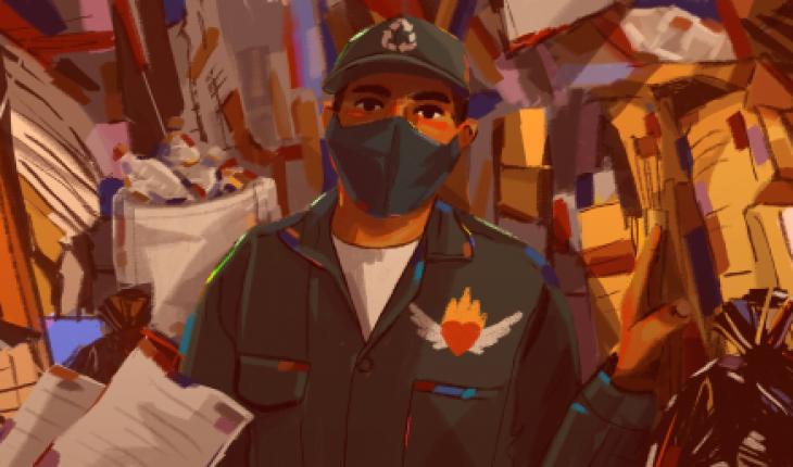 Los recolectores voluntarios de residuos 'salvan' del colapso a la CDMX