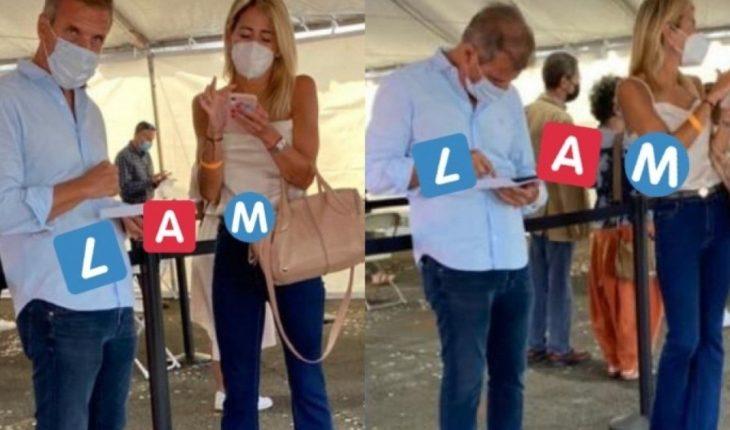 """Luciana Salazar sobre Martín Redrado: """"No vale ni una lagrima"""""""
