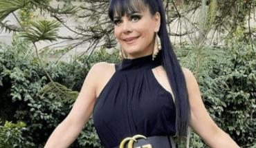 Maribel Guardia enseña de más y borra atrevida foto