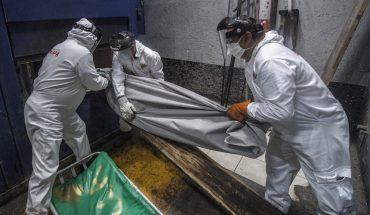 México acumula 200 mil 862 muertes COVID; se reducen 25% los casos