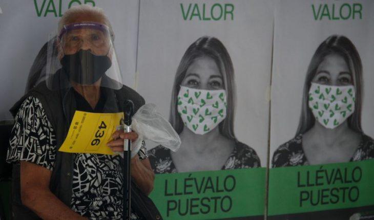 México acumula 202 mil muertes por COVID; aplican 254 mil vacunas más