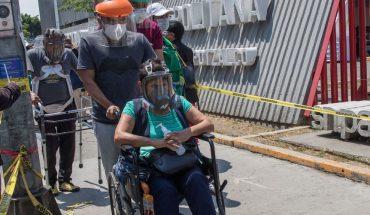 México suma ocho semanas de reducción en casos de COVID