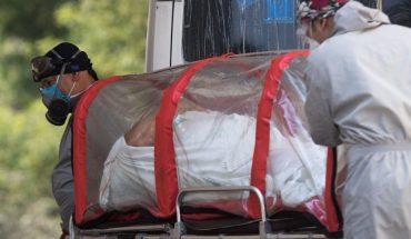 México supera las 188 mil muertes por COVID; vacunan a 38 mil personas