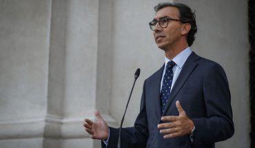 """Ministro de Educación dijo que síndrome inflamatorio asociado al Covid es """"infrecuente"""" y """"puede ser detectado a tiempo"""""""