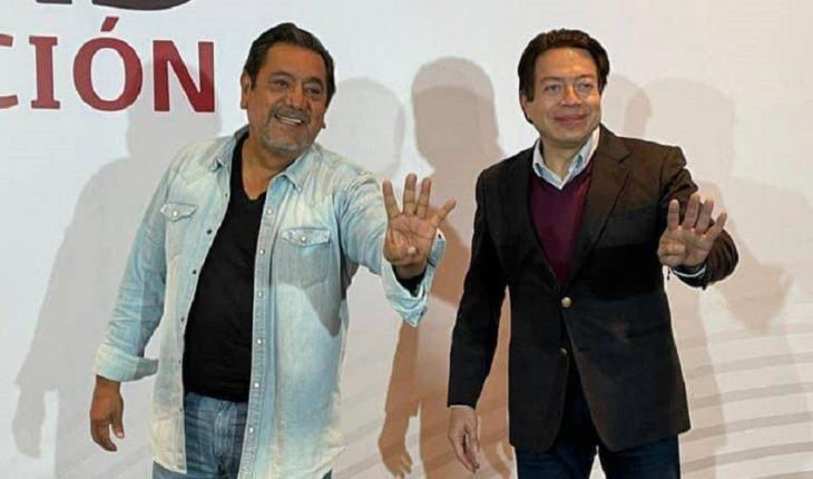 Morena confirma que Félix Salgado es su candidato en Guerrero