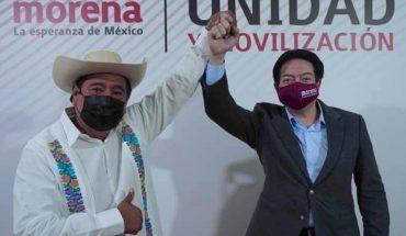 Morena hará nueva encuesta en Guerrero; mantiene registro de Salgado