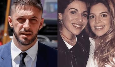 Morla fue denunciado por Dalma y Giannina por apropiarse de la marca de su padre