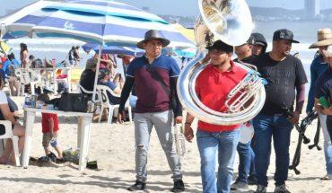 Músicos mazatlecos se registran para trabajar en Semana Santa