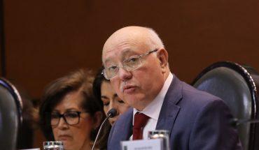 No hubo mala fe sobre el NAIM, dice Auditor a diputados en comparecencia