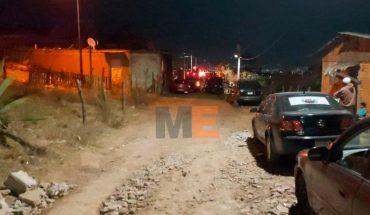 Padre e hijo son asesinados a golpes y pedradas tras riña al sur de Morelia, Michoacán