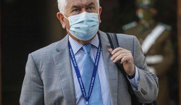 """Paris reconoció que se """"ha cometido errores"""" pero también """"hay grandes logros"""" en marco de la pandemia en Chile"""