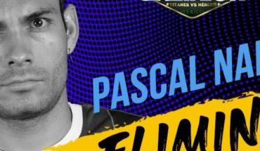 Pascal se despide del Exatlón