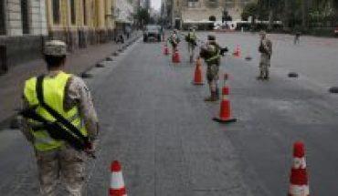Paso a Paso: Santiago y otras 6 comunas de la RM retroceden a Transición