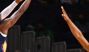 Pelicans se impuso a los Celtics por marcador 115-109