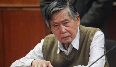 Perú: Formalizan denuncia contra Fujimori por esterilizaciones forzadas