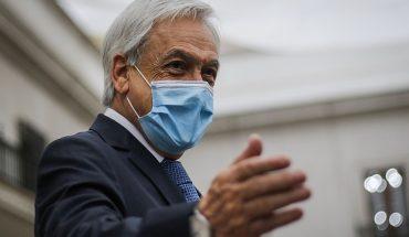 """Piñera y postergación de elecciones para mayo: """"A esa fecha esperamos poder contar con más de 9 millones de personas vacunadas"""""""