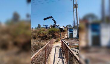 Planta Loma Larga a mantenimiento ante detección de falla en rebombeo