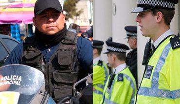 Policía de Londres capacitará a municipales de Nezahualcóyotl, Estado de México