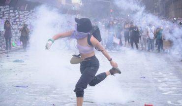 Protestas feministas en CDMX dejan 81 personas lesionadas