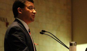 Renuncia Rubén Vasconcelos Méndez, fiscal de Oaxaca