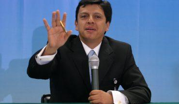 Renuncia el jefe de oficina de la SRE, Fabian Medina
