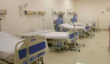 Reporta Hospital General de Pátzcuaro ocupación del 83.33% de camas COVID-19