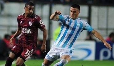 River y Racing definen la Supercopa Argentina: horario y TV