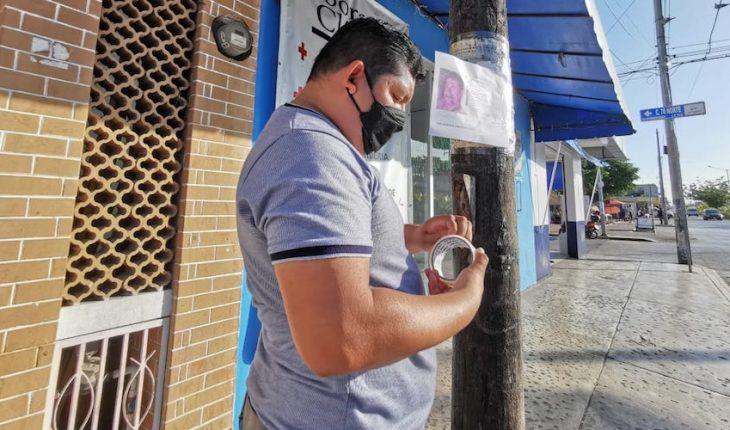 Rubén encontró a migrantes desaparecidos, ahora busca a su hermano