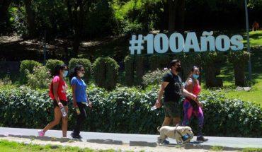 San Cristóbal y otros 16 parques abrirán en Fase 1 durante hora deportiva