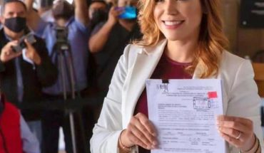 Se registra Marina del Pilar como candidata a gubernatura BC