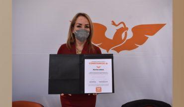 Se registrará a Mercedes Calderón García el 23 de marzo ante el IEM: Manuel Antúnez Oviedo