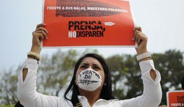 Segundo año de AMLO, el más violento contra la prensa en más de una década