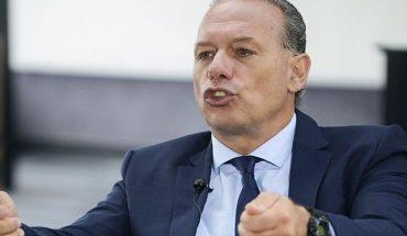 """Sergio Berni: """"El extranjero que delinque debe ser expulsado"""""""
