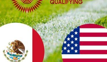 Sigue EN VIVO el México vs Estados Unidos del Preolímpico