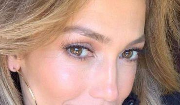 Sin maquillaje Jennifer Lopez sorprende a sus millones de fans