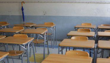 Sube cierre de colegios: al menos cinco escuelas frenan retorno por covid
