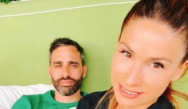 """Tefi Russo habló sobre la crisis con el Pollo Álvarez """"El tiene el deseo de ser papá"""""""