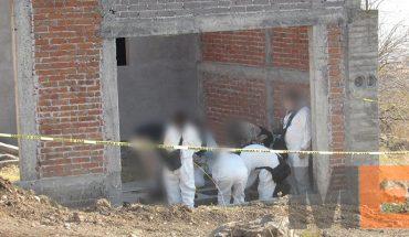 Tiran en aljibe un cadáver con signos de violencia, en Morelia