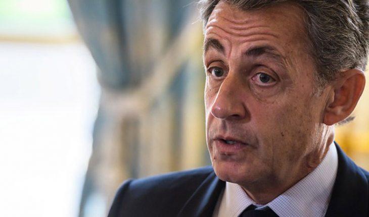 Tribunal ordenó un año de cárcel a Sarkozy por corrupción