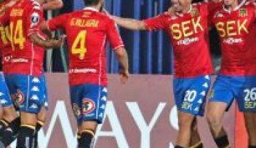 Unión Española sacó mínima ventaja frente a Independiente Del Valle y tiene la primera opción para clasificar a la siguiente fase de la Libertadores