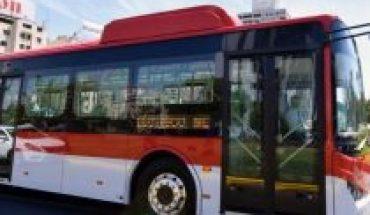 Uso de bus eléctrico genera emociones positivas en pasajeros del Gran Santiago