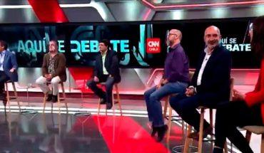 """[VIDEO] Polémica por dichos de Felipe Alessandri contra Irací Hassler en debate televisivo: """"Oye que miente esta comunista"""""""