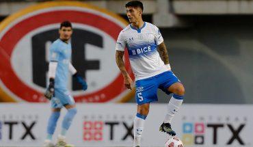 """Valber Huerta y el cruce con Palestino: """"Tienen jugadores de mucha categoría"""""""