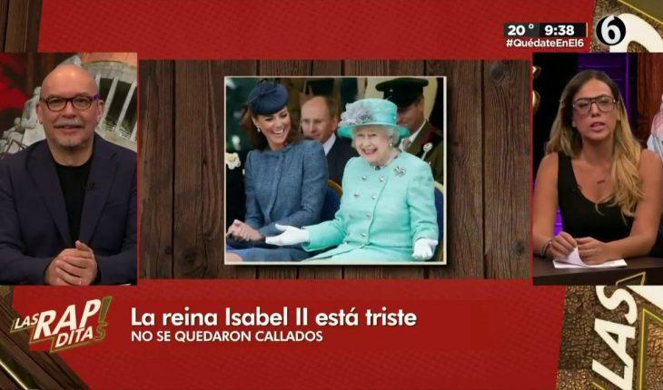 ¡La Reina Isabel no se queda callada! | Las Rapiditas