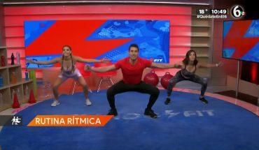 Baila y ejercítate al mismo tiempo | Mundo Fit