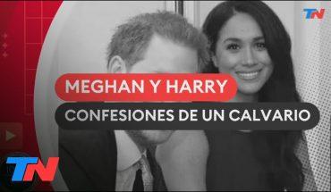Confesiones de un calvario: Meghan Markle acusó a la Corona británica de racismo en una entrevista